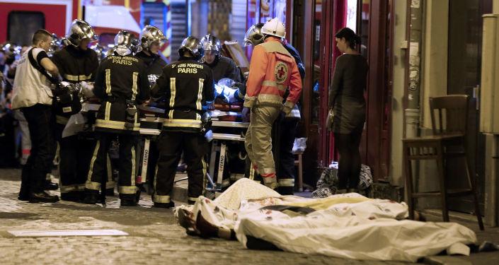 هجمات باريس الإرهابية