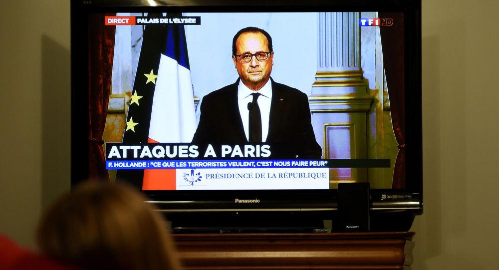 الرئيس الفرنسي يوجه نداء إلى الشعب الفرنسي