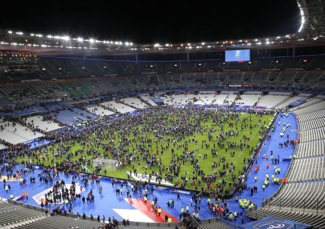 إنفجار فى فرنسا