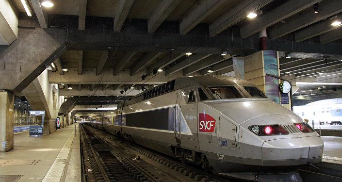 قطار سريع (صورة أرشيفية)