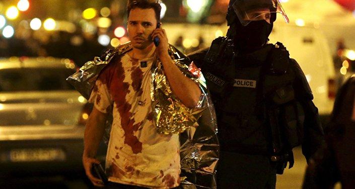 احد ضحايا هجمات باريس