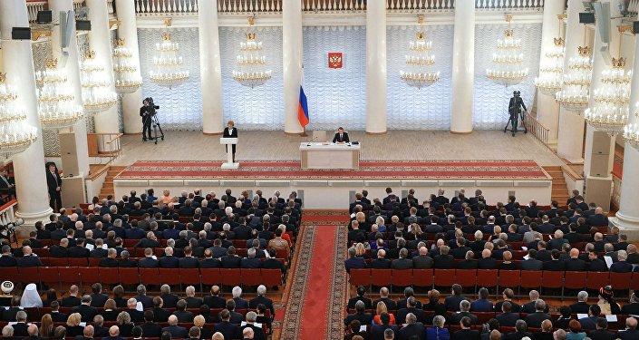البرلمان الروسي يشدد العقوبات ضد الإرهابيين