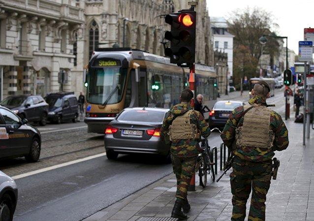 قوات الأمن في بروكسل في حالة تأهب قصوى