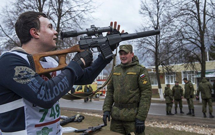 بندقية القنص الروسية فينتوريز