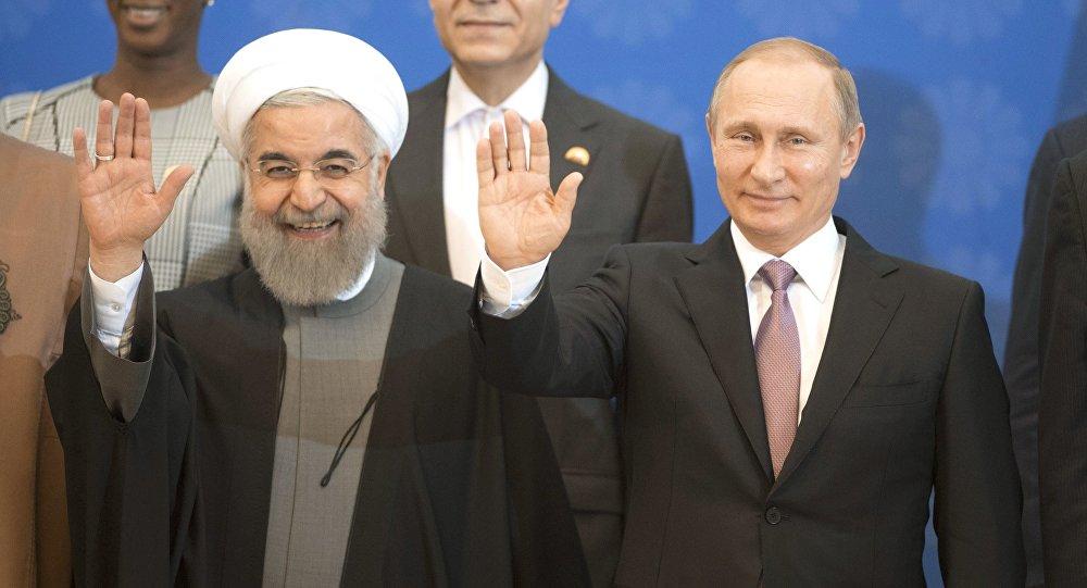 بوتين في طهران