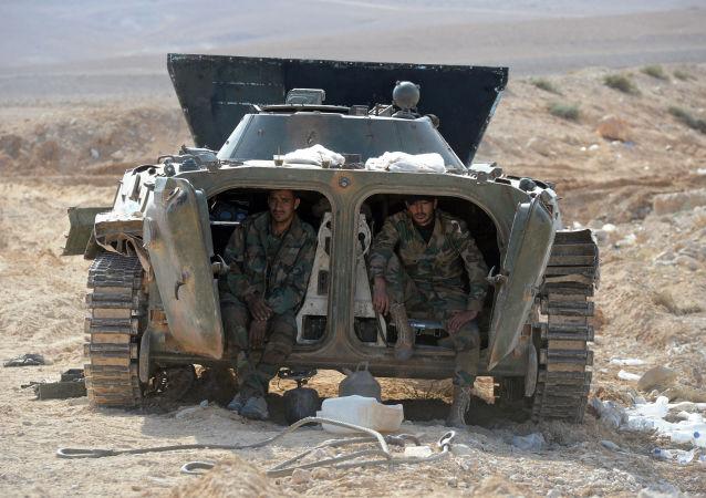 الجيش العربي السوري