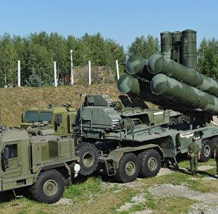 منظومة الصواريخ إس-400 الروسية