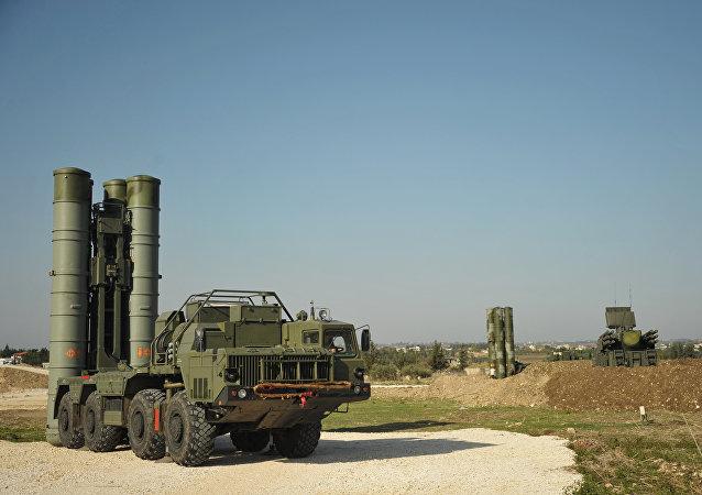 اس-400 في سوريا