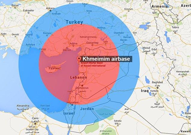 اس 400 تغطي أراضى تركيا