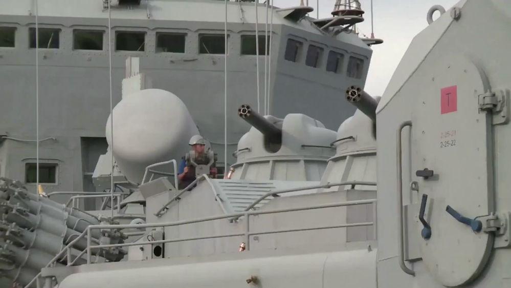 أسلحة الطراد موسكو