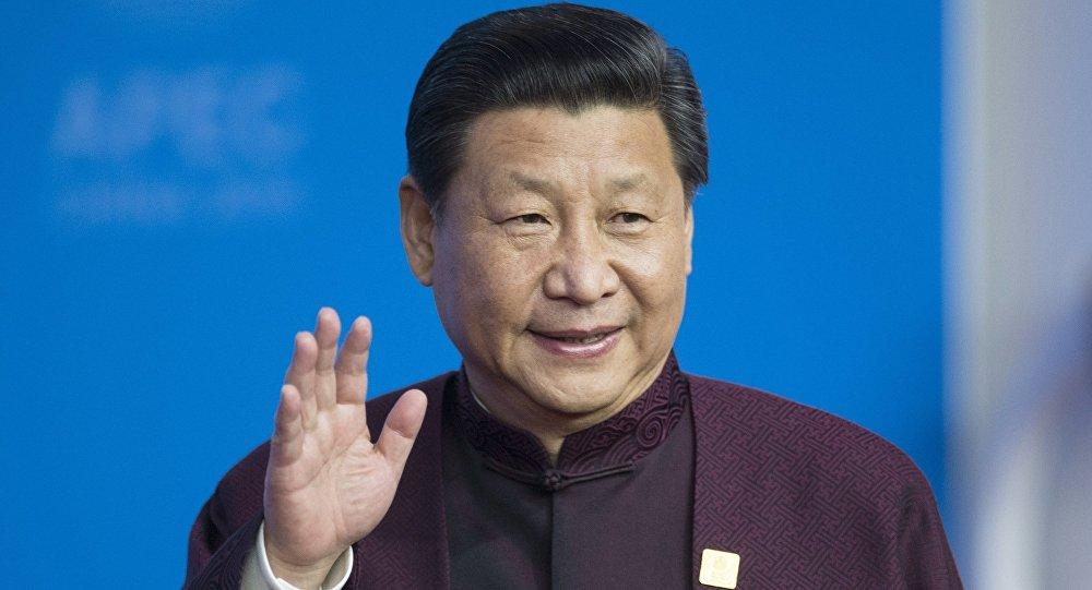 الرئيس الصيني سي جين بينغ
