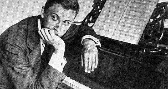 المؤلف الموسيقي  سيرغي بروكوفييف