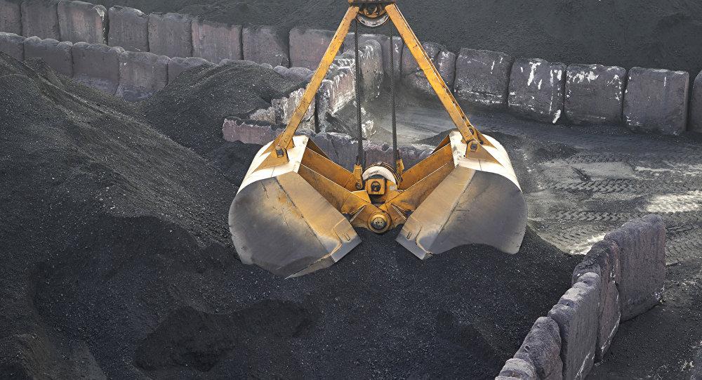 توريدات الفحم في ميناء أوديسا