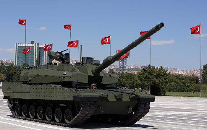 """النظام الصاروخي  """"سونغور"""" يعزز الدفاع الجوي لتركيا…فيديو"""