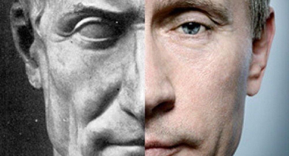 بوتين يشبه أحد القياصرة