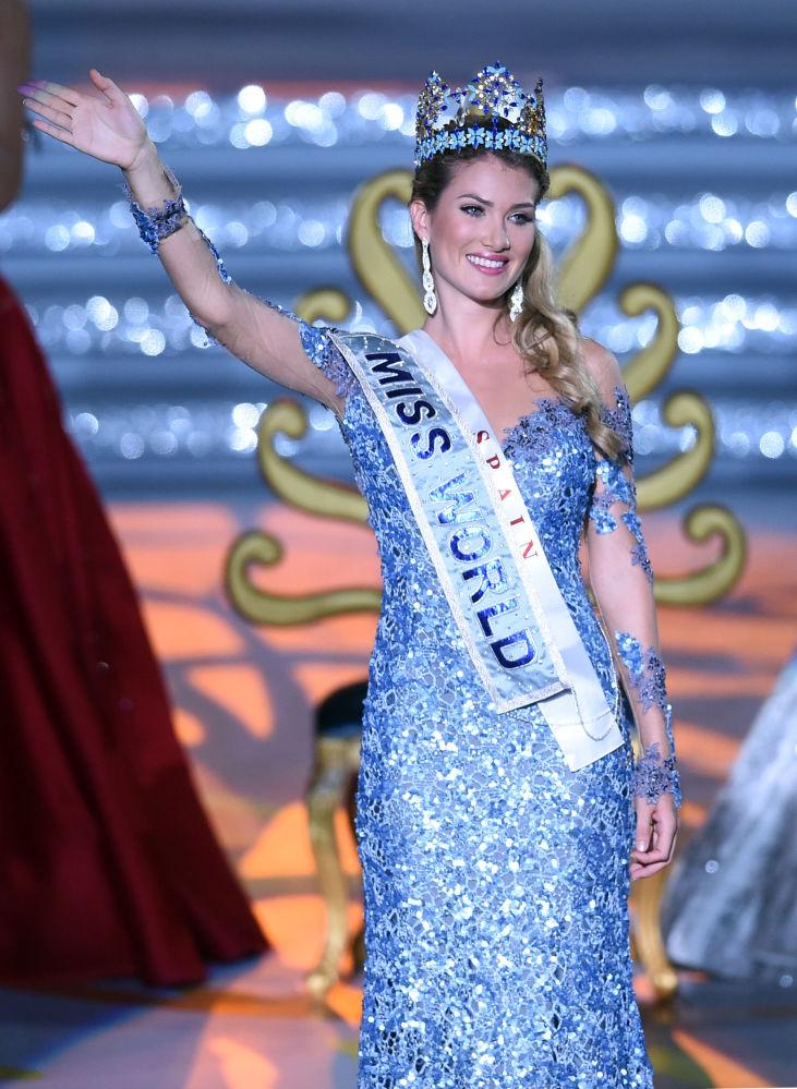 الجميلات المتوجات: ملكة جمال العالم لعام 2015