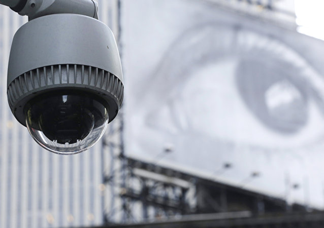 كاميرات الأمن