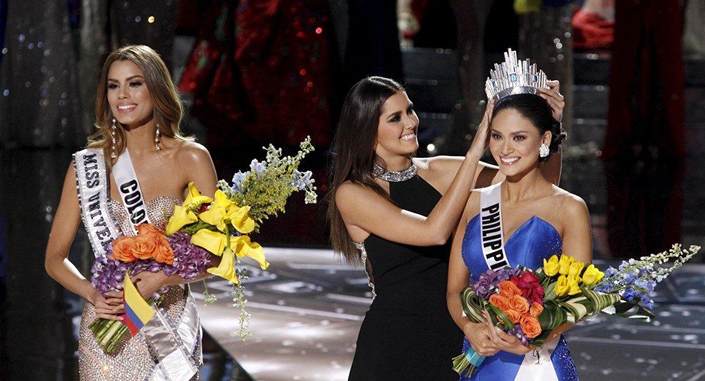 ملكة جمال الكون من الفلبين