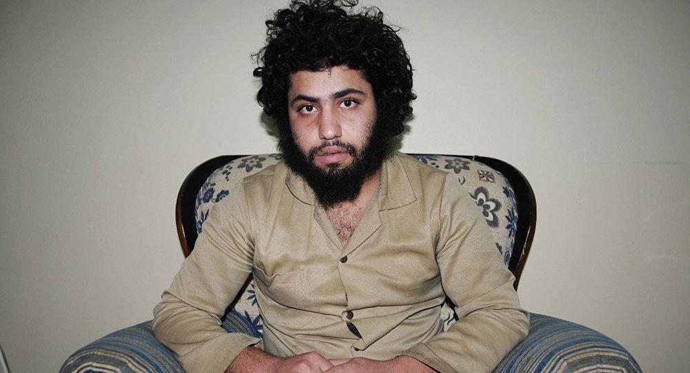 الأسير الداعشي عبد الرحمن عبد الهادي