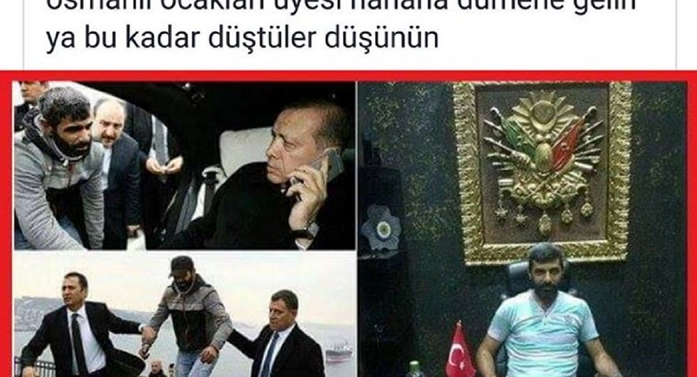 الرئيس التركي ومسلسل انقاذ الرجل