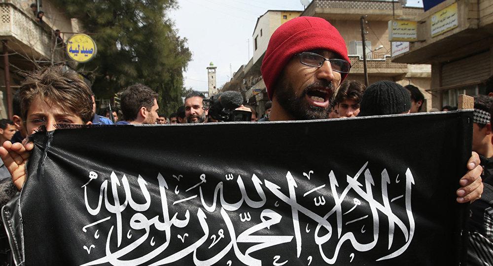 علم جبهة النصرة