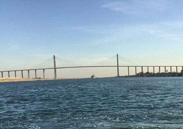 جسر السلام ـ سيناء