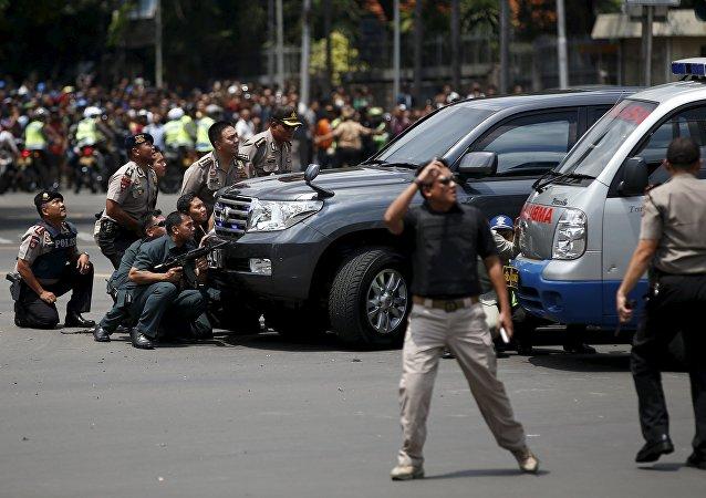 التفجيرات الإرهابية في إندونيسيا