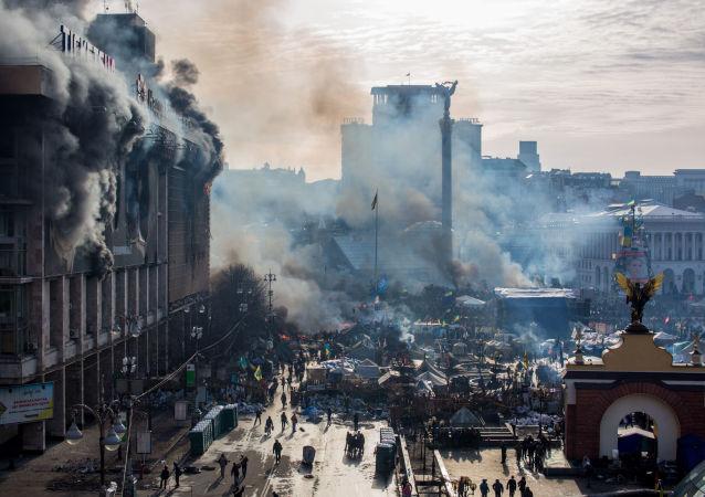 انقلاب كييف