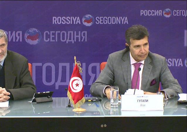السفير التونسي