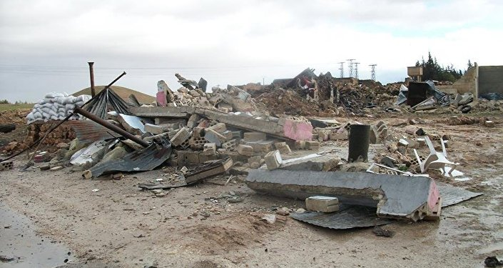 تفجير انتحاري ضد موقع للجيش السوري