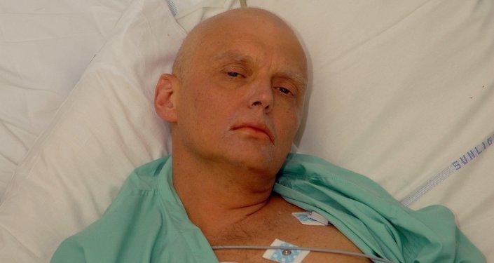 ألكسندر ليتفينينكو