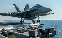 طائرات امريكية من التحالف الدولي ضد ارهاب داعش