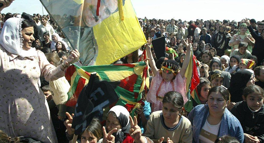 الأكراد في سوريا