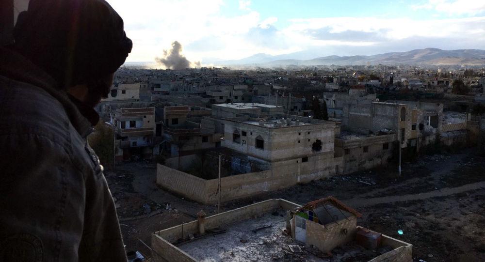الحرب على كل شبر من الوطن: مواقع قوات الجيش العربي السوري في الدرعة