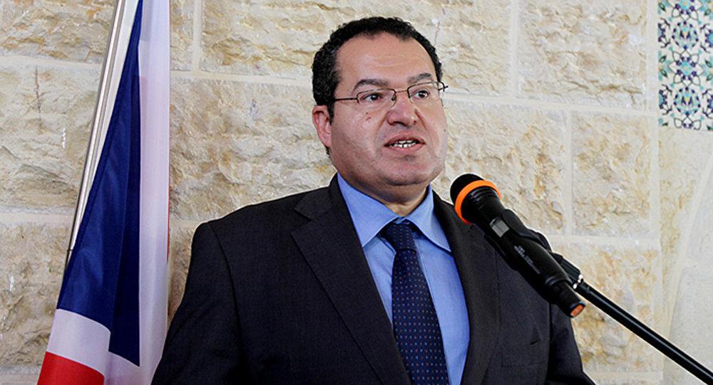 مستشار الرئيس محمود عباس