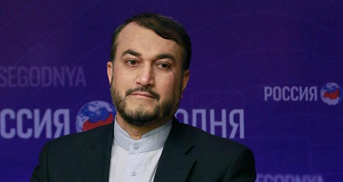 حسين عبد اللهيان