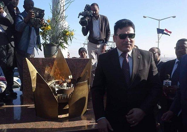 وزير الموارد المائية والري في مصر