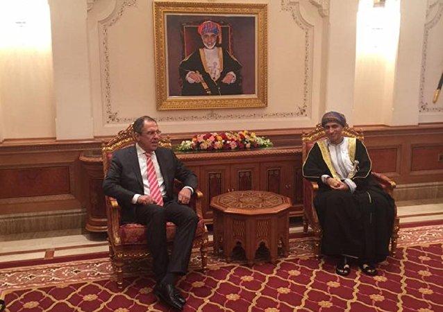زيارة لافروف إلى الإمارات وسلطنة عمان