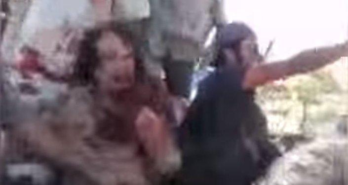 فيديو جديد للقذافى