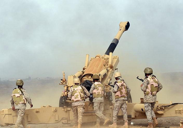 الجيش السعودي