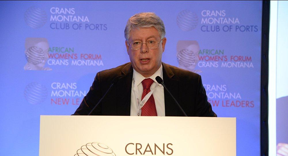 مندوب روسيا الدائم في هيئات الأمم المتحدة في جنيف اليكسي بورودافكين
