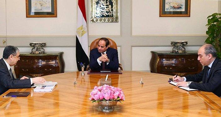 مشروع الضبعة ـ الرئيس المصري