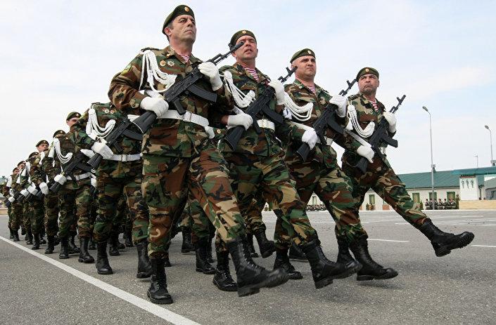 القوات الشيشانية
