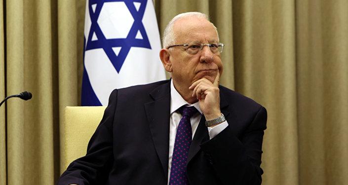 الرئيس الإسرائيلي روفين ريفلين