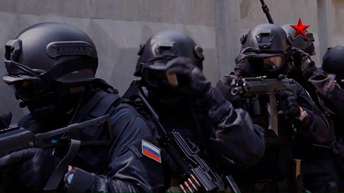 القوات الخاصة الروسية ألفا