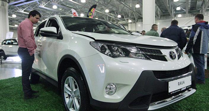 معرض سيارات لاندروفر