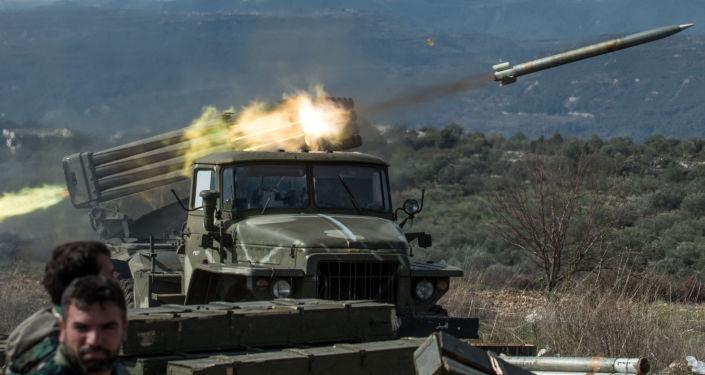 الجيش العربي السوري في إدلب