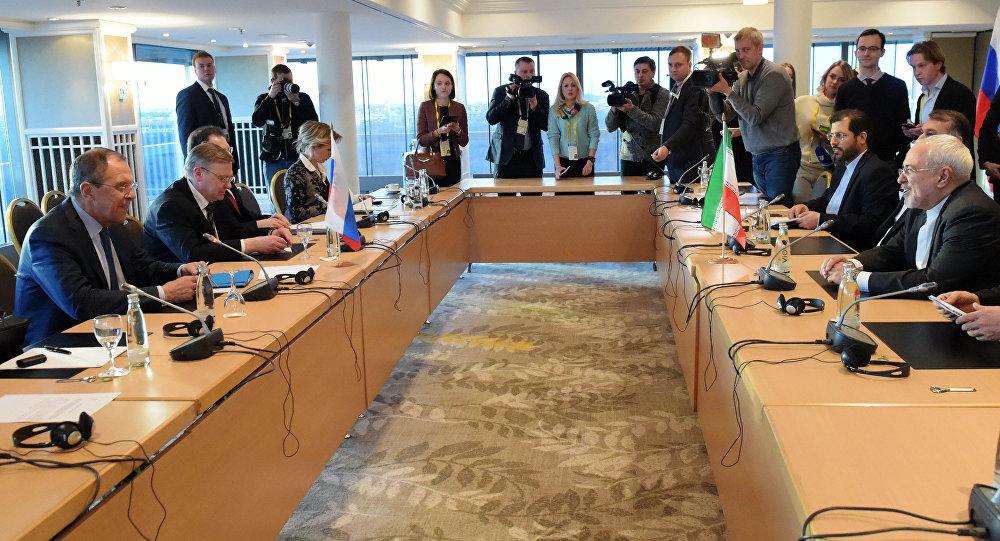 اجتماع مجموعة دعم سورية في ميونيخ