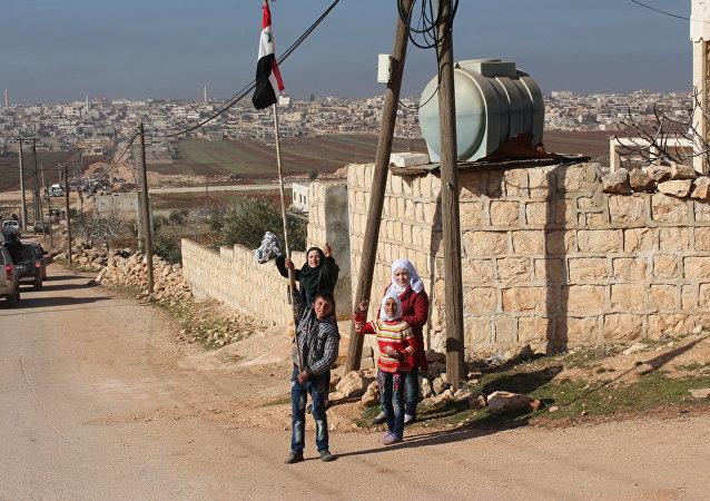 سوريا وتحرير نبل والزهراء