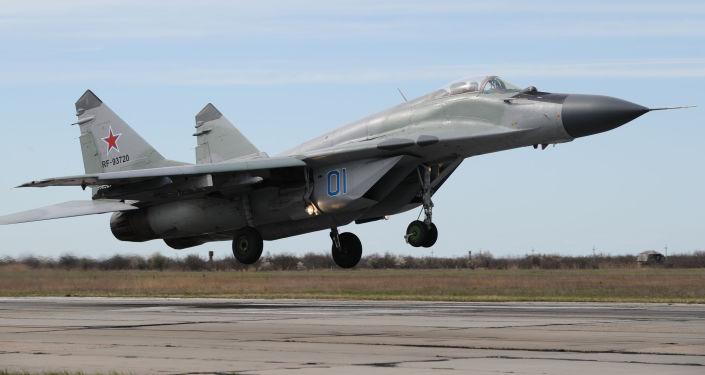 مقاتلة ميغ - 29